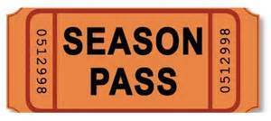Winter Season Passes